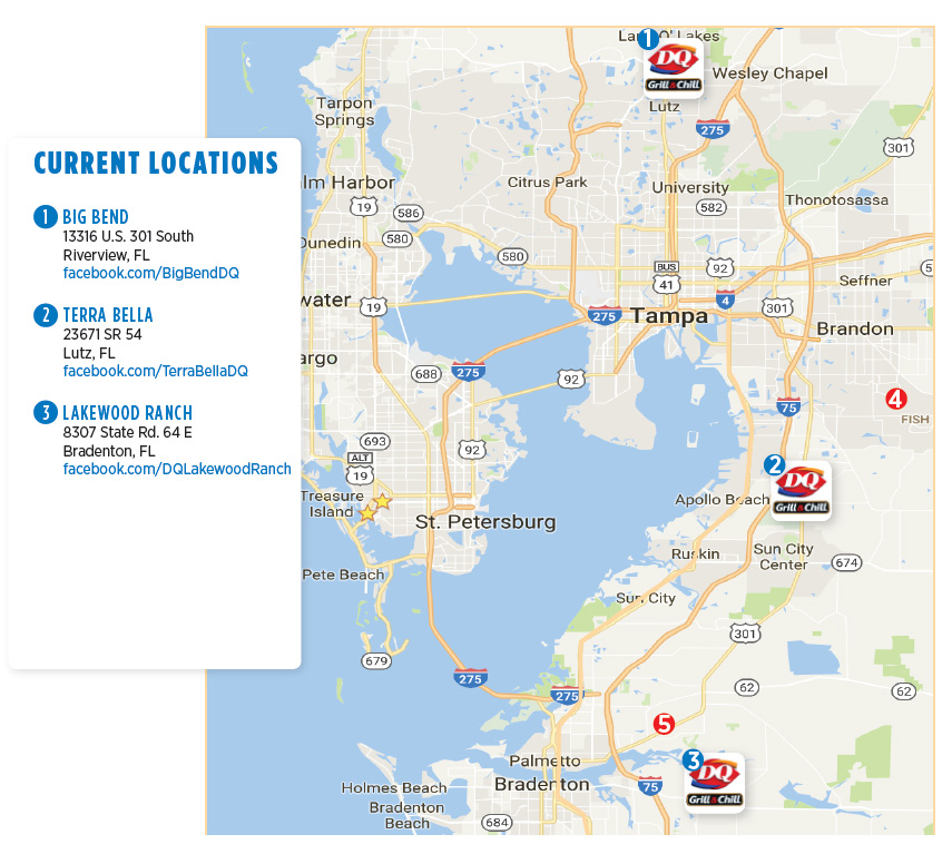 Lakeview-Associated-Enterprises Dairy Queen Locations