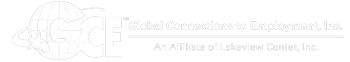 Global Connections to Employment Logo